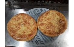 """Хачапури """"2 сыра"""""""