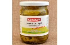"""Перец острый с укропом """"Kerakur"""" 450 гр."""